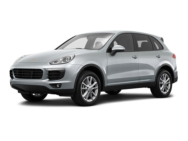 New 2017 Porsche Cayenne Platinum Edition SUV for sale in the Boston MA area