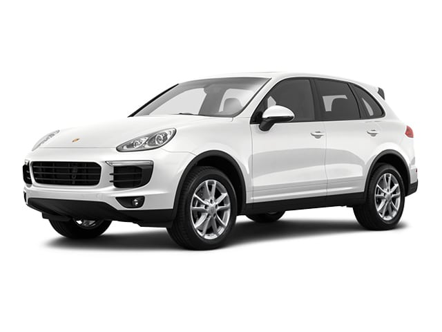 New 2017 Porsche Cayenne SUV for sale in the Boston MA area