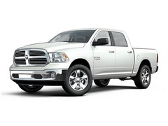 New 2017 Ram 1500 Big Horn Truck Crew Cab R89503 in Woodhaven, MI