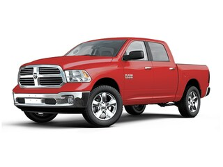 New 2017 Ram 1500 Big Horn Truck Crew Cab Bullhead City