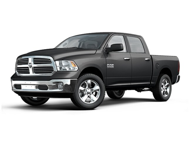 New 2017 Ram 1500 Big Horn Truck Crew Cab in Placerville