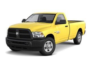 2017 Ram 3500 Truck Yellow