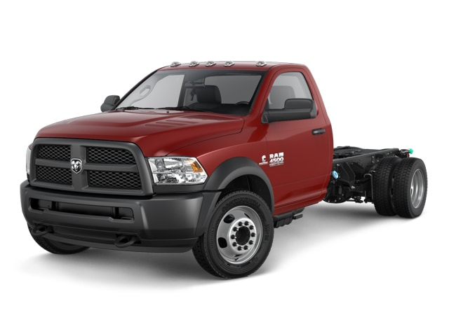 2017 Ram 4500 Chassis Truck