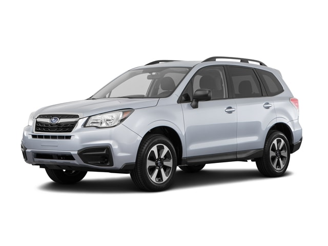New 2017 Subaru Forester 2.5i CVT Sport Utility Minneapolis