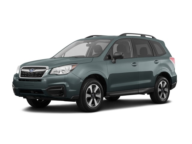 New 2017 Subaru Forester 2.5i w/ Alloy Wheel Package SUV Los Angeles