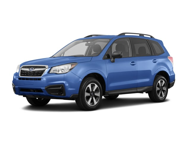 New 2017 Subaru Forester 2.5i w/ Alloy Wheel Package SUV in Torrance, California