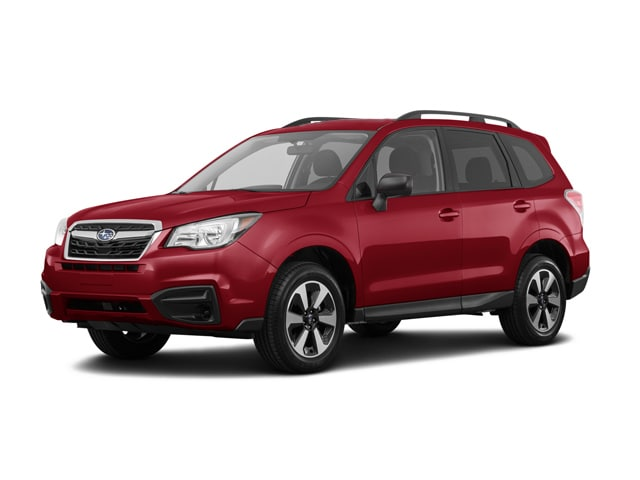 2017 Subaru Forester 2.5i w/ Alloy Wheel Package SUV for sale in San Jose, CA at Stevens Creek Subaru