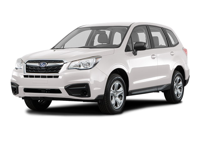 New 2017 Subaru Forester 2.5i SUV near Denver