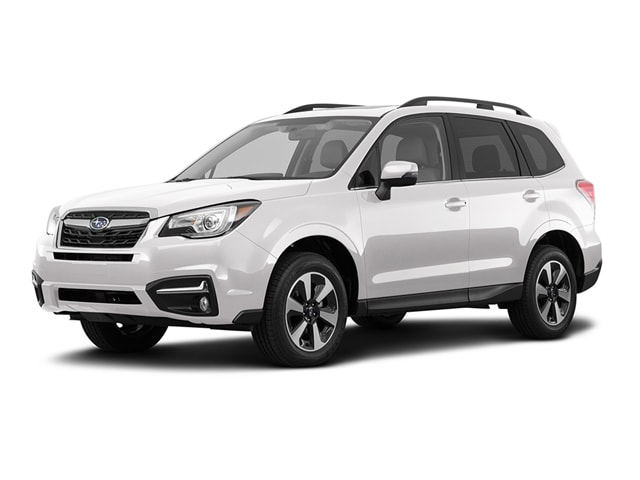 New 2017 Subaru Forester 2.5i Limited with Starlink SUV Evansville-IN