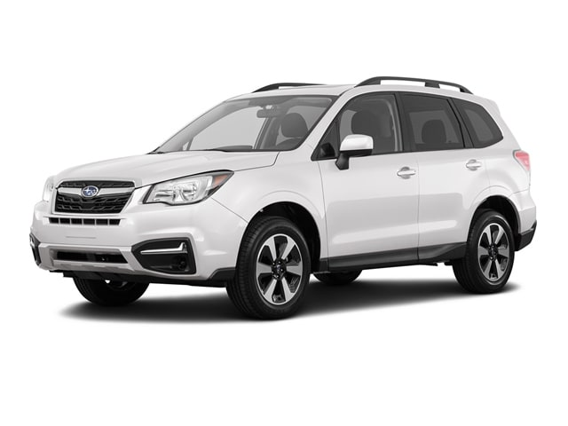 New 2017 Subaru Forester 2.5i Premium w/All-Weather Pkg+Eyesight+BSD/RCTA+Starlink SUV for sale in Seattle at Carter Subaru Shoreline