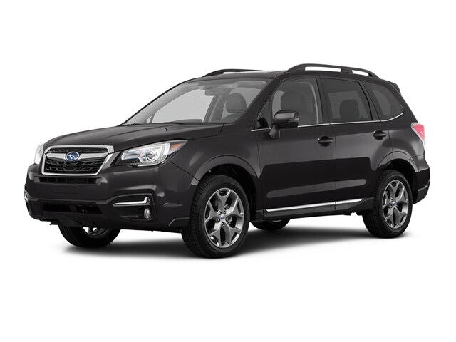 New 2017 Subaru Forester 2.5i Touring CVT Sport Utility near Minneapolis & St. Paul MN