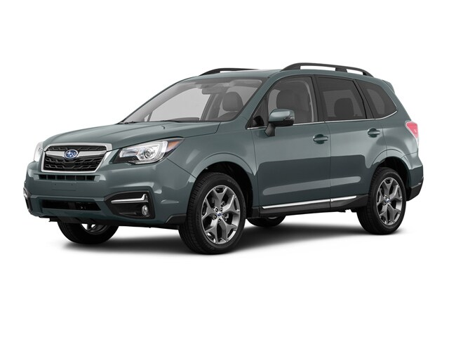 2017 Subaru Forester 2.5i Touring w/Nav+EyeSight+Starlink SUV