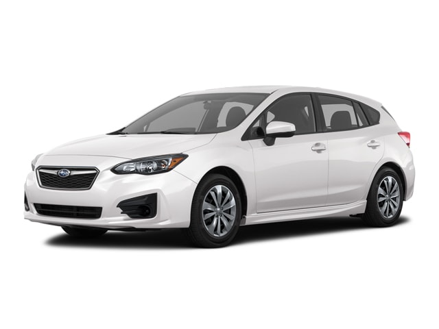 New 2017 Subaru Impreza 2.0i (CVT) Hatchback near Denver