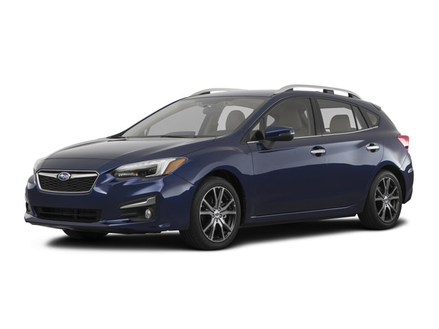 New 2017 Subaru Impreza 2.0i Limited with EyeSight + Moonroof + BSD/RCTA + HBA + RAB + Starlink Sedan near Boston