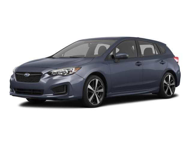 New 2017 Subaru Impreza 2.0i Sport with EyeSight + Moonroof + BSD/RCTA + HK Audio + Starlink Sedan Hadley