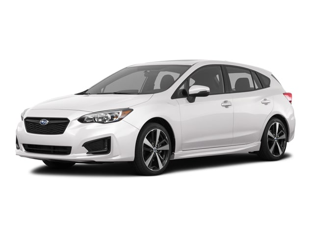 New 2017 Subaru Impreza 2.0i Sport with EyeSight + Moonroof + BSD/RCTA + HK Audio + Starlink Sedan near Boston