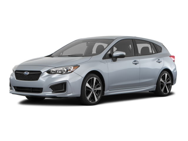 2017 Subaru Impreza 2.0i Sport with EyeSight + Moonroof + BSD/RCTA + H Sedan