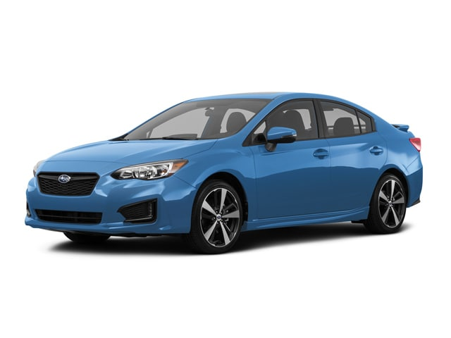 New 2017 Subaru Impreza 2.0i Sport (CVT) Sedan for sale in Bend, OR