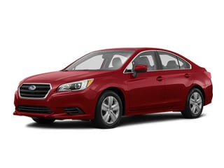 2017 Subaru Legacy Sedan Venetian Red Pearl