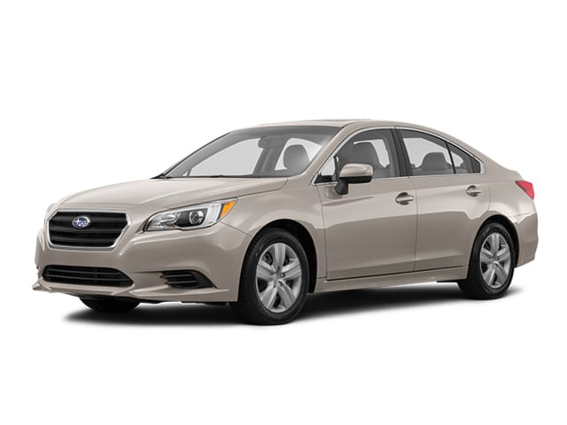 2017 Subaru Legacy 2.5i with Alloy Wheel Package Sedan