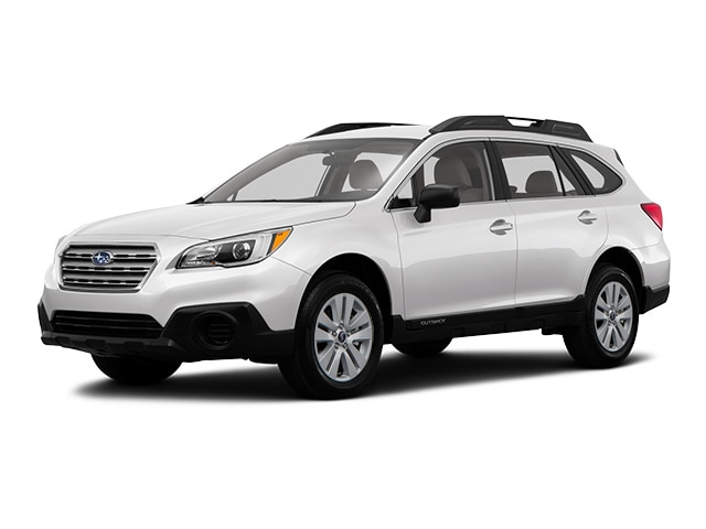 New 2017 Subaru Outback 2.5i SUV near Denver