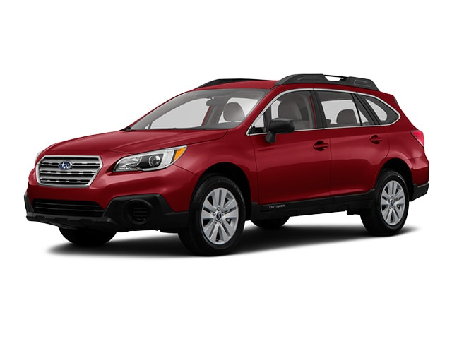 New 2017 Subaru Outback 2.5i (CVT) SUV in Columbus