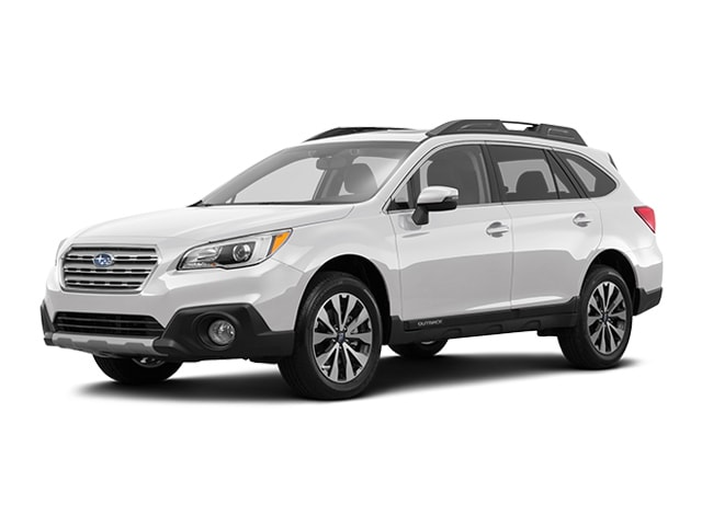 New 2017 Subaru Outback 2.5i Limited CVT Sport Utility near Minneapolis & St. Paul MN