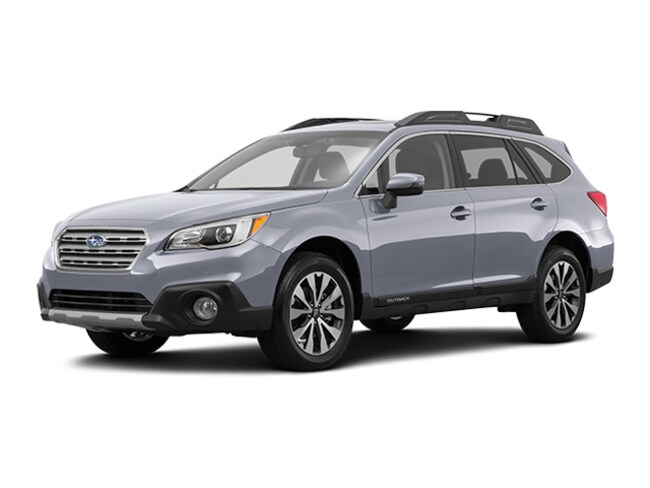 New 2017 Subaru Outback 2.5i Limited with EyeSight+Navi+HBA+Reverse Auto Braking+HID Headlights+Starlink SUV in North Smithfield near Providence