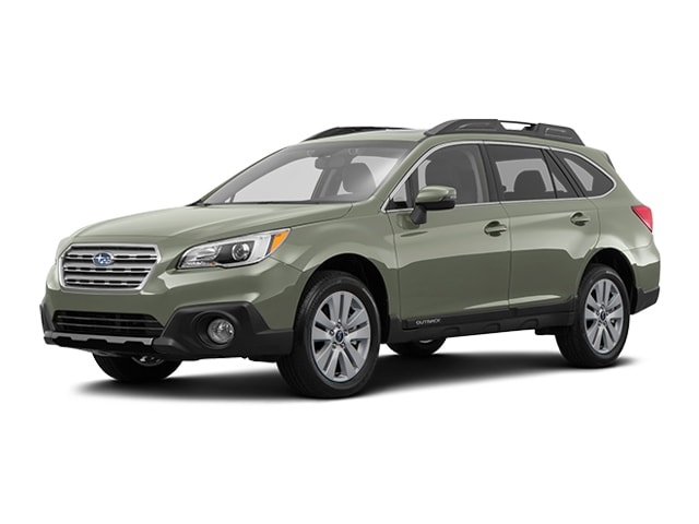 2017 Subaru Outback 2.5i Premium with SUV
