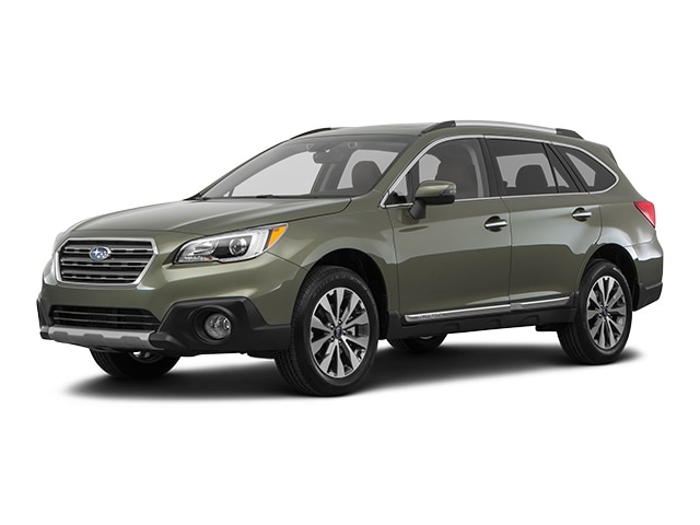 New 2017 Subaru Outback 2.5i Touring CVT Sport Utility Minneapolis