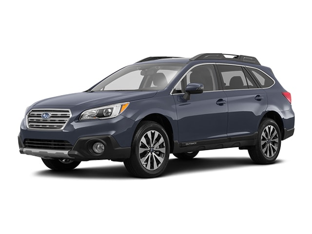 Pre-Owned 2017 Subaru Outback 2.5i Limited
