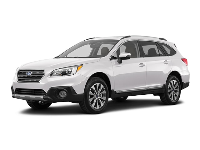 New 2017 Subaru Outback 3.6R Touring with Starlink SUV Burlingame