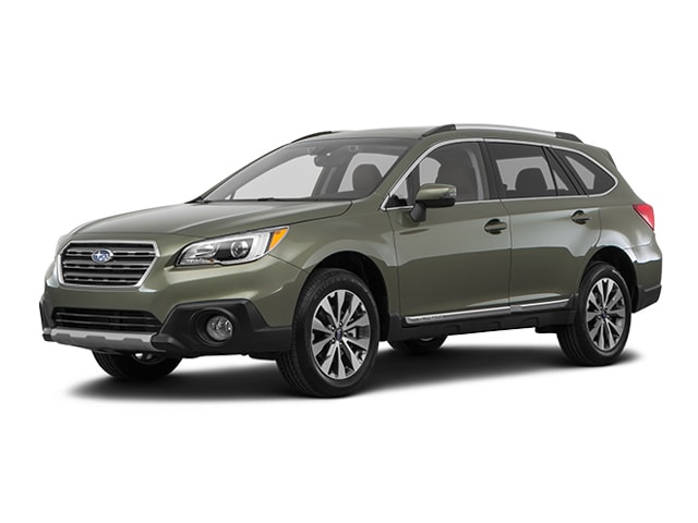 New 2017 Subaru Outback 3.6R Touring with Starlink SUV near Denver