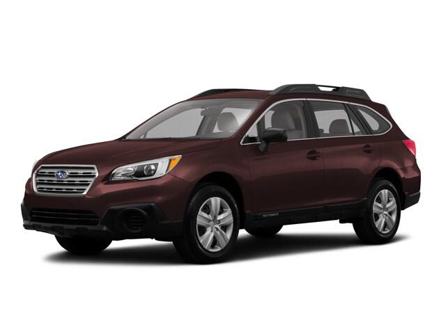 2017 Subaru Outback Wagon Overview