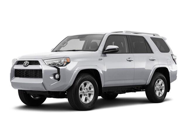 2017 Toyota 4Runner VUS