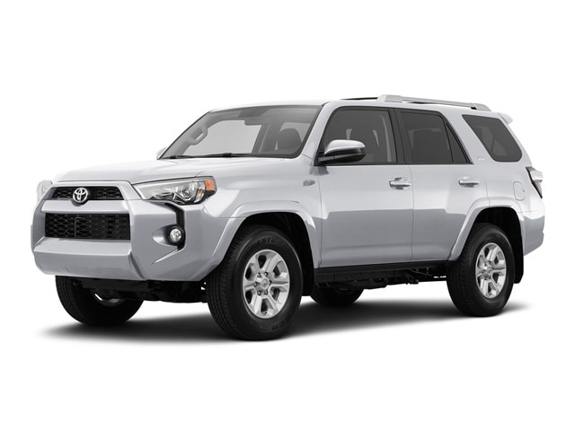 New 2017 Toyota 4Runner SR5 SUV Simi Valley