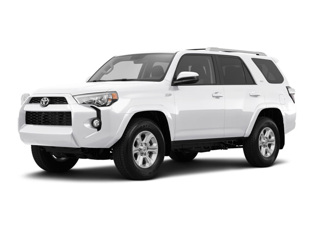 New 2017 Toyota 4Runner SR5 SUV for sale at Young Toyota Scion in Logan, UT