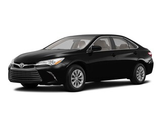 New 2017 Toyota Camry LE Sedan for sale in Southfield, MI at Page Toyota