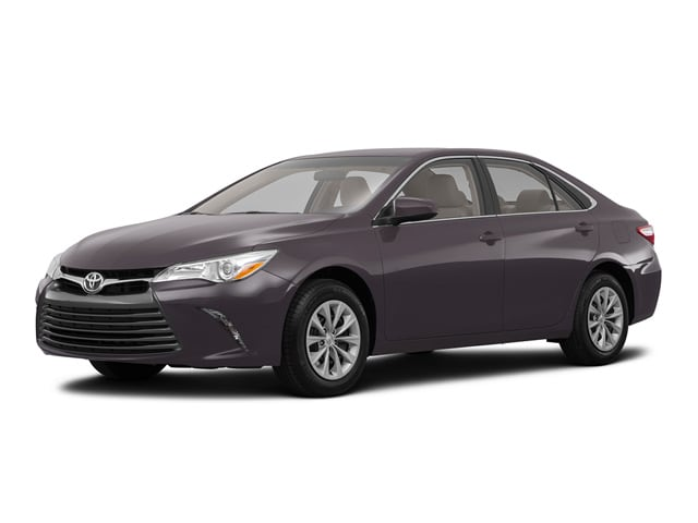 New 2017 Toyota Camry LE Sedan in Denver