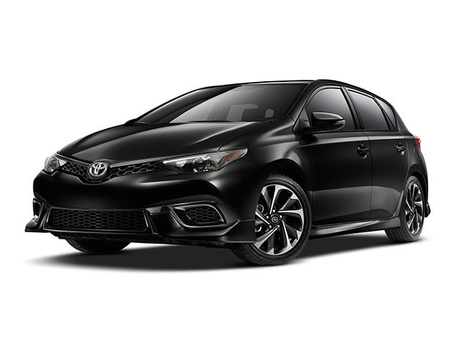 New 2017 Toyota Corolla iM Base Hatchback Serving Los Angeles