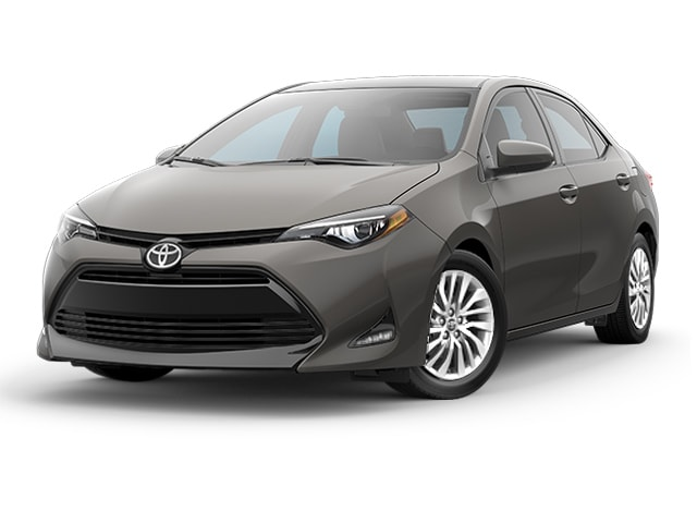 2017 Toyota Corolla LE ECO Sedan