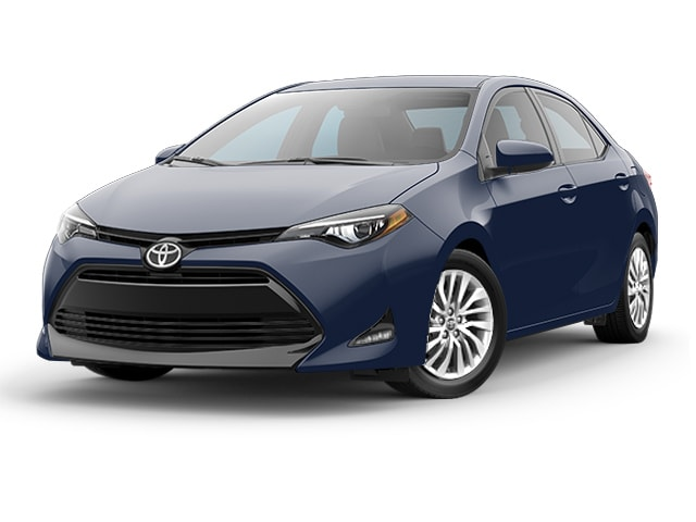 2017 Toyota Corolla LE ECO w/Package 1 Sedan