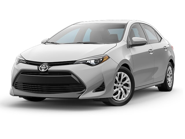 New 2017 Toyota Corolla LE (CVT) Sedan for sale in Dublin, CA