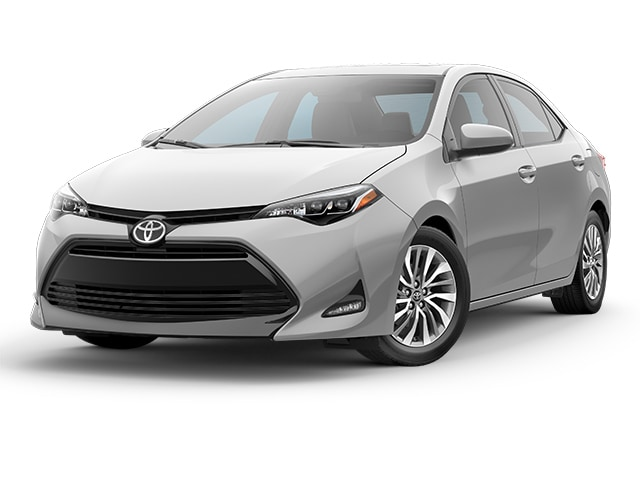 New 2017 Toyota Corolla XSE Sedan in San Rafael