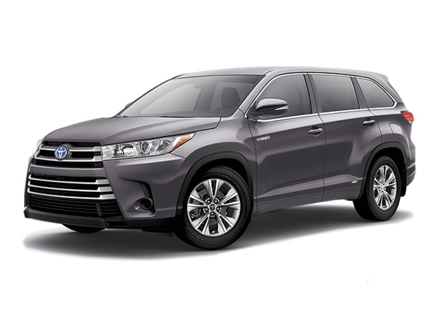 New 2017 Toyota Highlander Hybrid LE V6 SUV dealer in Nampa ID - inventory