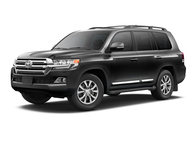 New 2017 Toyota Land Cruiser V8 SUV for sale in Dublin, CA
