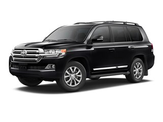 New 2017 Toyota Land Cruiser V8 SUV for sale in Southfield, MI at Page Toyota