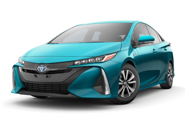 New 2017 Toyota Prius Prime 5-Door Three Hatchback Serving Los Angeles