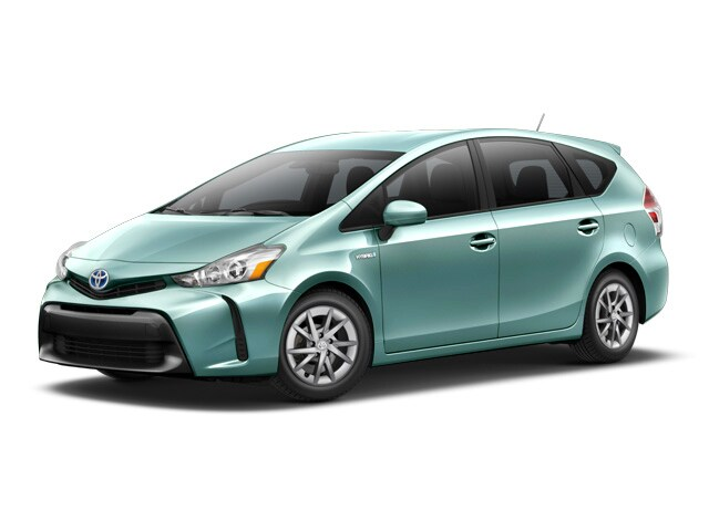 2017 Toyota Prius v Wagon Showroom in Fort Wayne | Evans Toyota Scion
