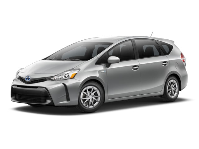 2017 Toyota Prius v 5-Door Two Wagon